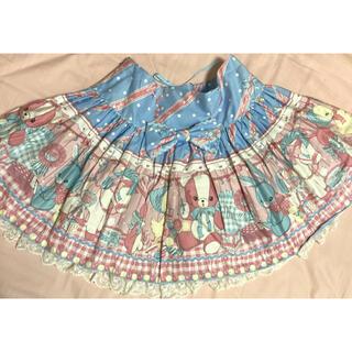 Angelic Pretty - アンプリ♥️MelodyTOYS サックスカラースカート