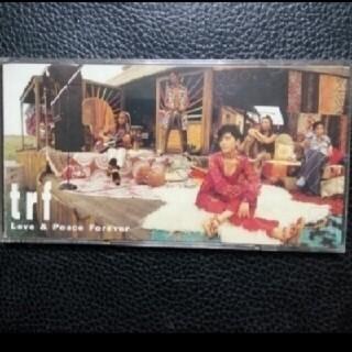 【送料無料】8cm CD♪trf♪Love & Peace Forever♪(ポップス/ロック(邦楽))