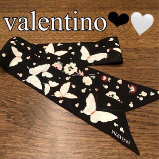 ヴァレンティノ(VALENTINO)のvalentinoヴァレンティノ ❤️ツイリー❤️バンドー(バンダナ/スカーフ)