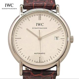 インターナショナルウォッチカンパニー(IWC)の【純正】IWC 自動巻 ハイブランド 腕時計 メンズ ウォッチ(腕時計(アナログ))