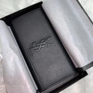 サンローラン(Saint Laurent)のSaint Laurent 二つ折り長財布(折り財布)