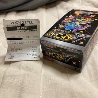 ポケモンカード シャイニースターV 1BOX(Box/デッキ/パック)