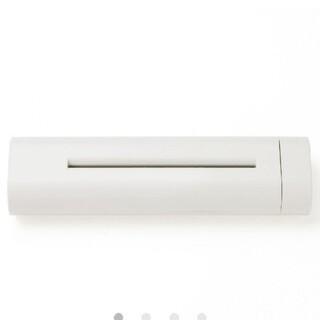 ムジルシリョウヒン(MUJI (無印良品))の無印良品 ハンドシュレッダー約W182×L50×H30mm(オフィス用品一般)