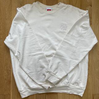 ジーディーシー(GDC)のgiris don't cry sweatshirt l(スウェット)
