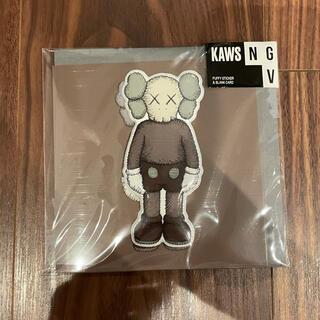 新品未開封!KAWSシール&カードセット(シール)