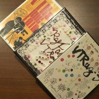 ラグフェア MVのDVD 3枚セット VTRag-1~3(ミュージック)