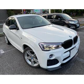 ビーエムダブリュー(BMW)のBMW  X4-2.8 Mスポーツ🉐 美車 検4年6月 事故ナシ 全てコミ(車体)
