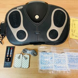 フットウェーブ 家庭用低周波治療器 マルタカ パッド4個付(マッサージ機)