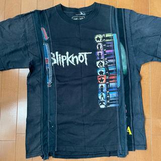 ニードルス(Needles)のneedles ニードルス Tシャツ ロックT SLIPKNOT(Tシャツ/カットソー(半袖/袖なし))