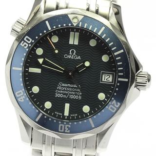 オメガ(OMEGA)のオメガ シーマスター300 クロノメーター 2551.80 ボーイズ 【中古】(腕時計(アナログ))
