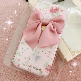 Maison de FLEUR - ☆Maison de FLEUR☆花柄iPhone7&8&SE2用ケース☆新品