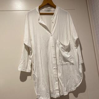 ロンハーマン(Ron Herman)のキコごちのいいカットソーシャツ(シャツ/ブラウス(半袖/袖なし))