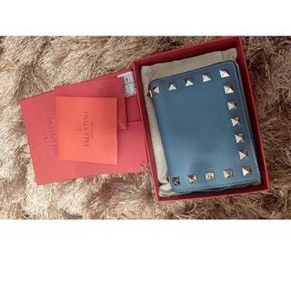 ヴァレンティノ(VALENTINO)のVALENTINO財布 ヴァレンティノ レザー財布(財布)