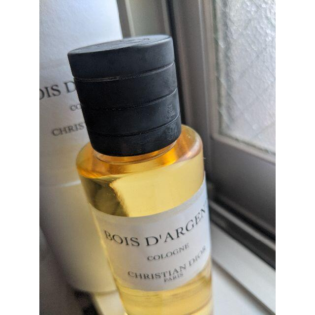 Dior(ディオール)のBois d'Argent cologne Dior 125ml コスメ/美容の香水(ユニセックス)の商品写真