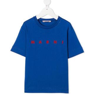 マルニ(Marni)のマルニ 今期 Tシャツ ロゴTシャツ トップス 12y(Tシャツ(半袖/袖なし))