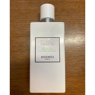 エルメス(Hermes)のエルメス ボディーローション 200ml 9割残りあり(ボディローション/ミルク)