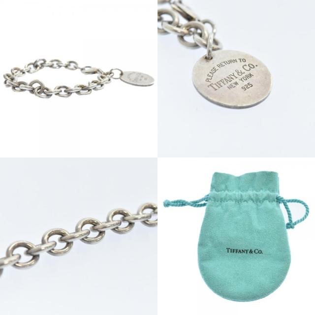 Tiffany & Co.(ティファニー)のTIFFANY & Co. ティファニー ブレスレット メンズのアクセサリー(ブレスレット)の商品写真