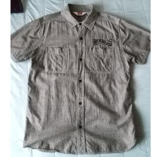 ベンデイビス(BEN DAVIS)のBEN DAVIS ベン・デイヴィス 半袖ボタンシャツ(シャツ)