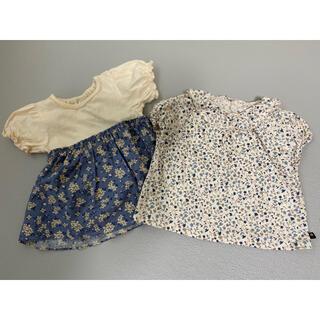 フタフタ(futafuta)のバースデイ 80  Tシャツセット (Tシャツ)