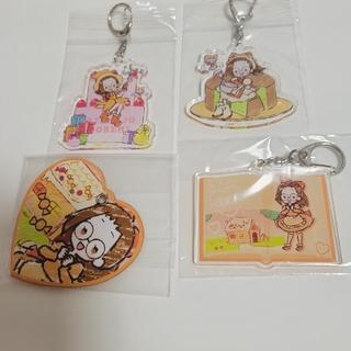 おジャ魔女どれみ 東京駅 キャラクターストリート グラフアート はづき アクキー(キーホルダー)
