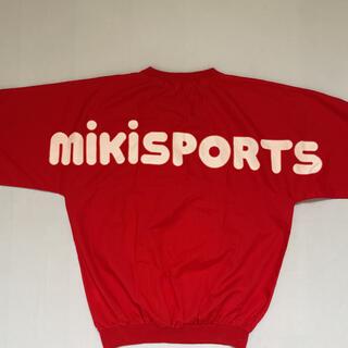 ミキハウス(mikihouse)の90s 古着 mikisports ミキスポーツ アノラック プルオーバー(Tシャツ/カットソー(七分/長袖))