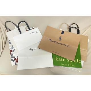 ラルフローレン(Ralph Lauren)のアパレルブランド ショッパー 8枚(ショップ袋)