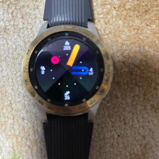 サムスン(SAMSUNG)のgalaxy watch 46mmシルバー(その他)