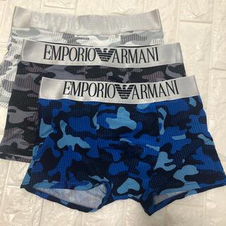 エンポリオアルマーニ(Emporio Armani)のEMPORIO ARMANIボクサーパンツMサイズ(ボクサーパンツ)
