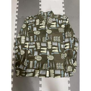 アンダーカバー(UNDERCOVER)のundercover 98SS DRAPE cheguevara期 アロハシャツ(シャツ)