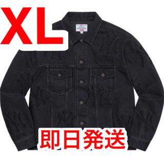 Supreme - Supreme Yankees™ Denim Trucker Jacket XL