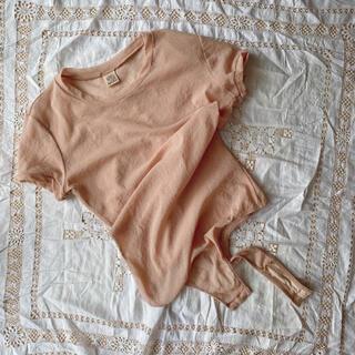 ロンハーマン(Ron Herman)のONLY HEARTS オンリーハーツ シースルートップス(Tシャツ(半袖/袖なし))