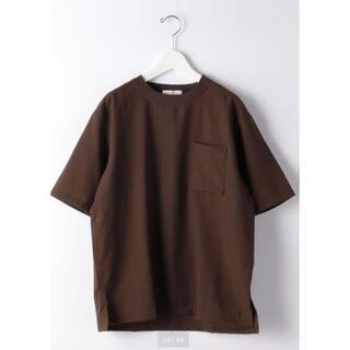 ユナイテッドアローズ(UNITED ARROWS)の【新品未使用】アローズ 半袖Tシャツ×タンクトップのレイヤードカットソー(Tシャツ/カットソー(半袖/袖なし))