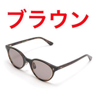 ソフネット(SOPHNET.)のSOPHNET. 金子眼鏡製 備長炭 サングラス(サングラス/メガネ)