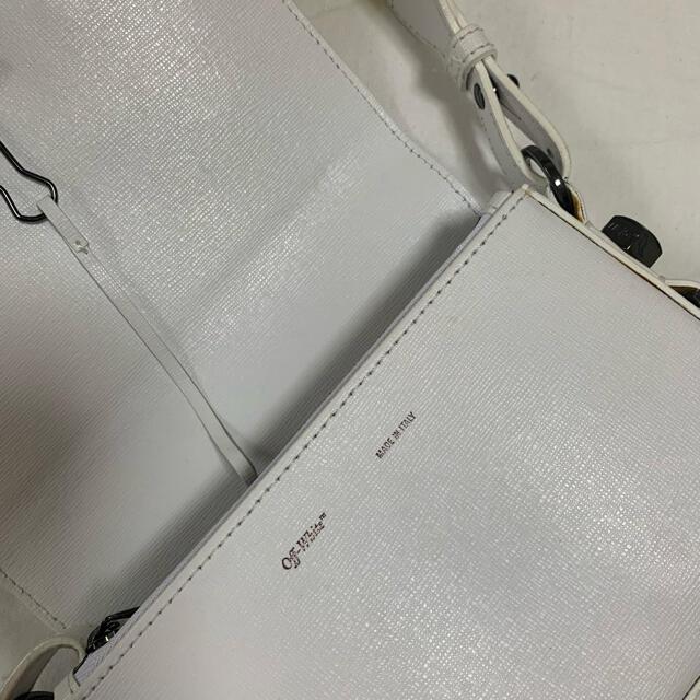 OFF-WHITE(オフホワイト)の値下げ off-white bag 正規品 レディースのバッグ(ショルダーバッグ)の商品写真