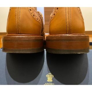 Trickers - 【極美品】tricker's バートン UK7
