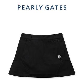 パーリーゲイツ(PEARLY GATES)のパーリーゲイツ  レディース 韓国スカート 新品、正規品、タグ付き(ウエア)