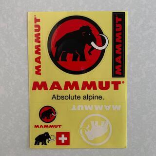Mammut - MAMMUT マムート ステッカー