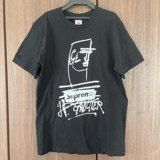 シュプリーム(Supreme)のsupreme Jean paul GAULTIER Tシャツ(Tシャツ/カットソー(半袖/袖なし))
