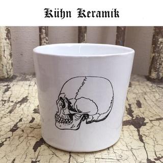 アッシュペーフランス(H.P.FRANCE)のKuhn Keramic  陶器  コーヒー ビーカー  未使用(食器)