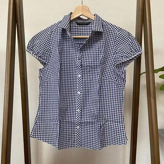 ポールスミス(Paul Smith)の【Paul smith black label】チェックシャツ(シャツ/ブラウス(半袖/袖なし))