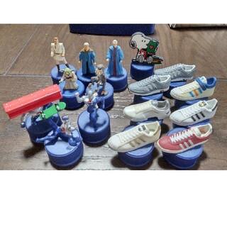 アディダス(adidas)のペプシ ボトルキャップ 16種(ノベルティグッズ)