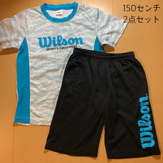 wilson - ウィルソンWilson  Tシャツ ハーフパンツ  セット 150センチ