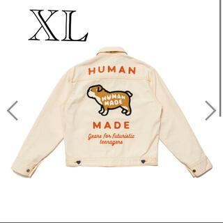 HUMAN MADE WORK JACKET XL(ブルゾン)