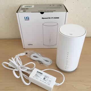ファーウェイ(HUAWEI)のUQ WiMAX ホームルーター(PC周辺機器)