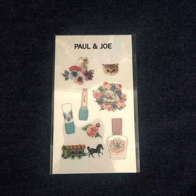PAUL & JOE(ポールアンドジョー)のポール&ジョー イベント限定ステッカー ジプシーヌネット エンタメ/ホビーのコレクション(ノベルティグッズ)の商品写真
