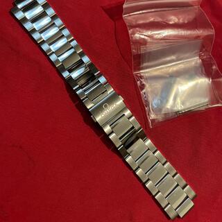 オメガ(OMEGA)のオメガ シーマスター アクアテラ150 替えベルト(金属ベルト)