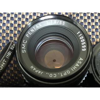 ペンタックス(PENTAX)の1489o 極上送込 SMC PENTAX 55mm F1.8 ペンタックス(レンズ(単焦点))