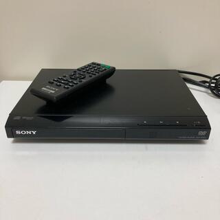 ソニー(SONY)のSONY dvdプレイヤー DVP-SR20 ブラック(DVDプレーヤー)