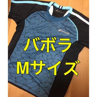 Babolat - バボラ BabolaT ゲームシャツ テニス バドミントン Mサイズ