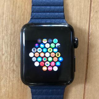 アップルウォッチ(Apple Watch)の【ジャンク品 】Apple Watch Series3 (スマートフォン本体)